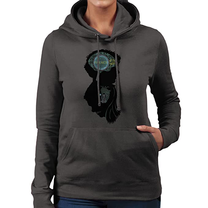 Mind And Heart Sherlock Holmes Mind Palace London Womens Hooded Sweatshirt