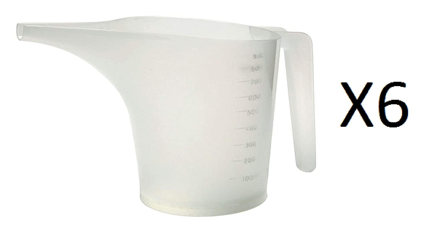 3.5C Funnel Pitcher (Pack of 6)