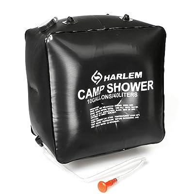 10 Gallons 40L Douche solaire pour Camping Randonnée