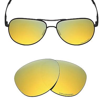 e5a272c160 Amazon.com  Mryok+ Polarized Replacement Lenses for Oakley Elmont L ...