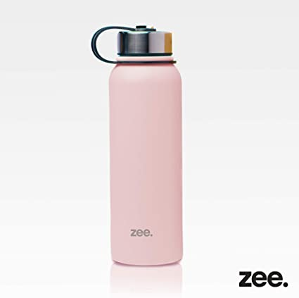 Portable Vacuum Insulated Stainless Steel Double-Wall Water Bottle Sport Bottles