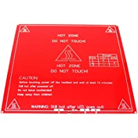 Robocraze 3D Printer PCB Heat Bed MK2B 12/24 Dual Power Supply 214 mm 214mm | 3D Printer Project