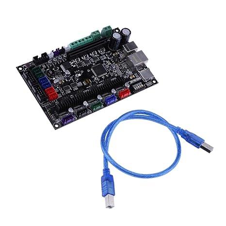 AmWISH 1Pcs 4layers PCB MKS SBASE V1 3 3D Printer: Amazon in