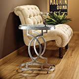Design Toscano Art Deco Petite Caddie Side Table
