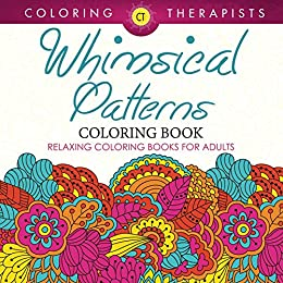 Whimsical Patterns Coloring Book