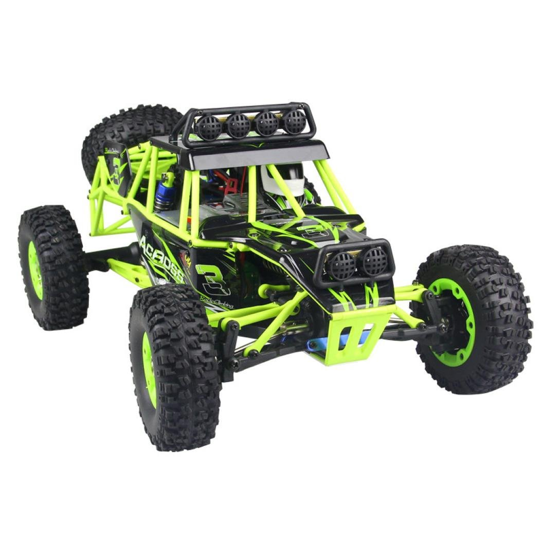 Gotd WL R/C Rock Crawler 1:12 Scale Radio Control Truck Off Road by Goodtrade8 (Image #2)