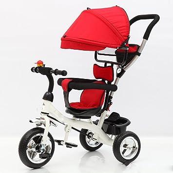 YC Triciclo para Niños Bicicletas para Niños Carritos para Bebés Triciclos para Bebés,Segundo: Amazon.es: Hogar