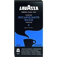 Lavazza 拉瓦萨温和低因里可咖啡,意式协调浓缩 (5 x 10 个)