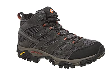 03df5b4f96be4 Merrell Moab 2 LTR Mid Gore-Tex J18419 Beluga: Amazon.co.uk: Shoes ...