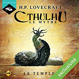 Le Temple (Cthulhu - Le mythe) | Livre audio