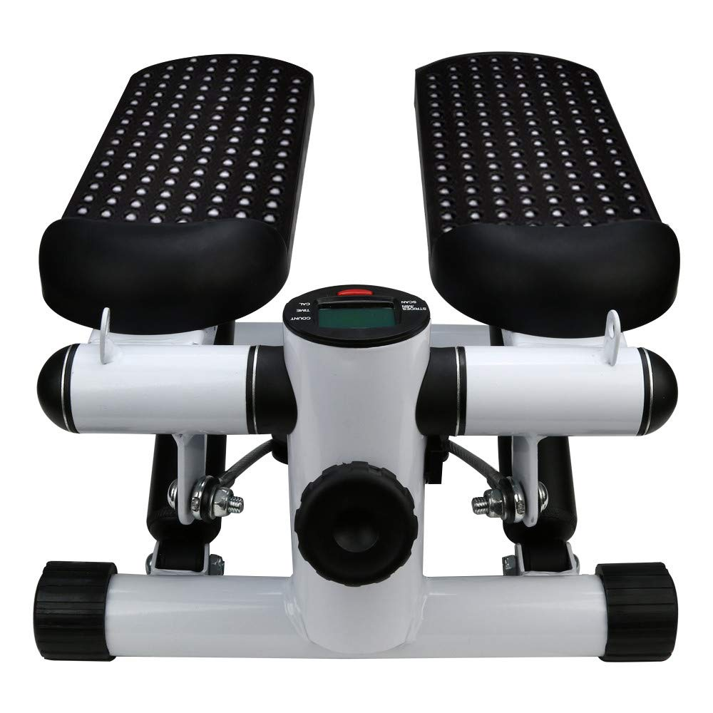Lebeauty Household Stepper Household Hydraulic Mute Stepper Multi-Function Pedal Indoor Sports Stepper by Lebeauty (Image #2)