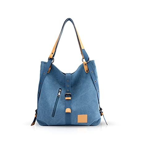 0b491cc2ed NICOLE   DORIS Nuove borsette e tracolle Borse per le donne multi-funzione  casual Canvas