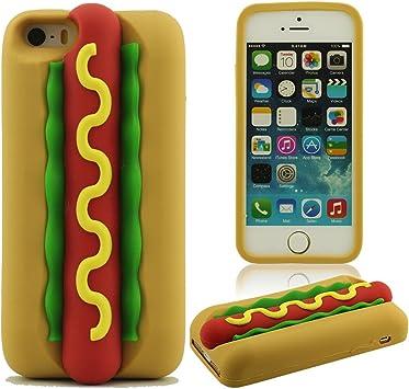 Générique iPhone Hot Dog Délicieuse – Couqe Case Housse étui pour ...