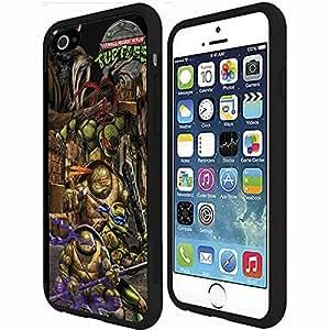 Teenage Mutant Ninja Turtles (TMNT) Rubber Snap on Phone Case (iPhone 6 Plus)
