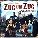 Days of Wonder DOW0003 - Zug um Zug Weltreise, Brettspiel