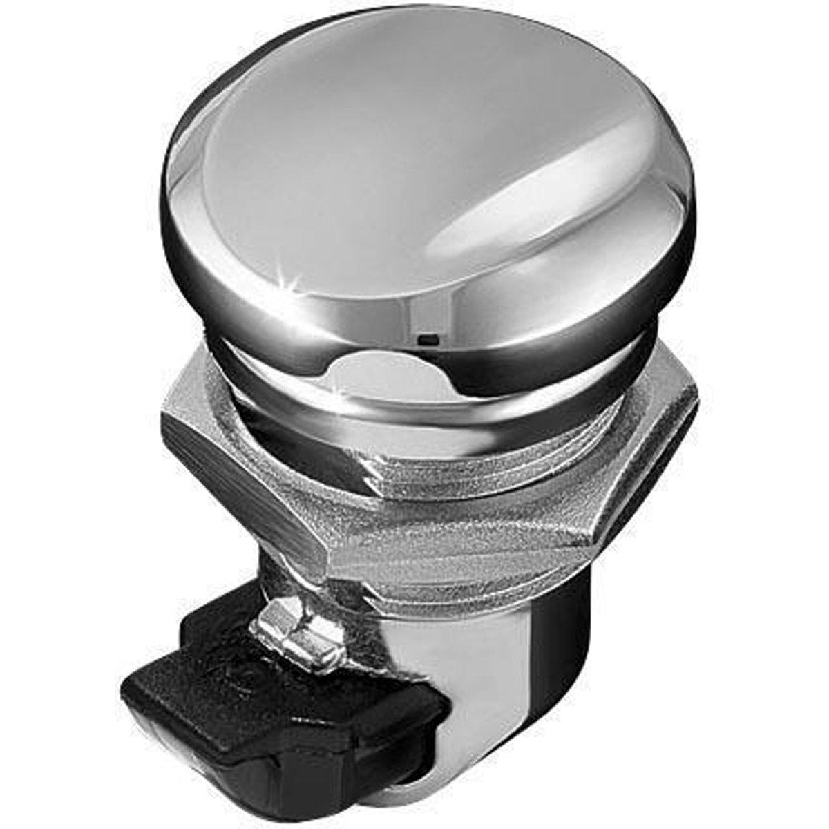 06-13 HARLEY FLHX2: Kuryakyn Push Button Fuel Door Latch