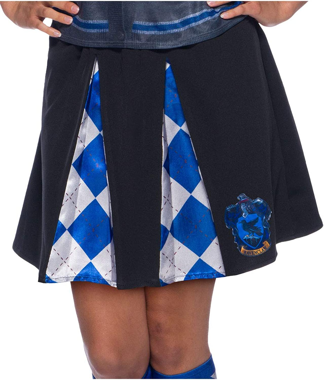 Amazon.com: Rubie s Harry Potter disfraz falda, Ravenclaw ...