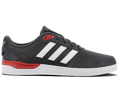 fe52c4f4e0 adidas ZX Vulc B27436 Herren Schuhe Grau Gr. EU 40 2/3 UK 7: Amazon ...