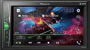 Pioneer DMH-220EX Digital Multimedia Receiver with 6.2