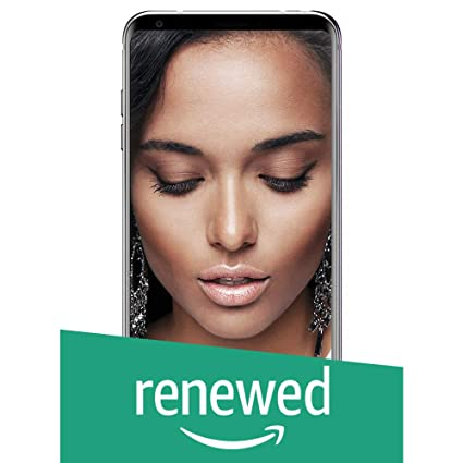 (Renewed) LG V30+ (Silver, 128GB) Smartphones at amazon