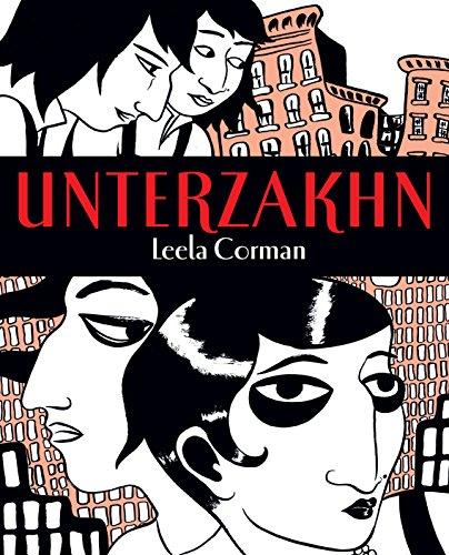 Unterzakhn (Pantheon Graphic Library) (New York Best Strip Club)
