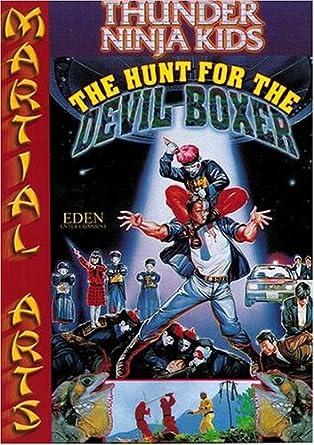 Amazon.com: Thunder Ninja Kids - The Hunt For The Devil ...