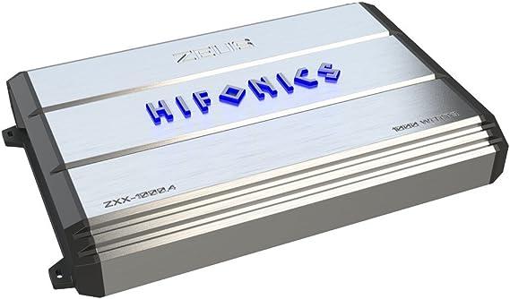 Hifonics ZXX-1000.4 Zeus 4 Channel Bridgeable Amplifier