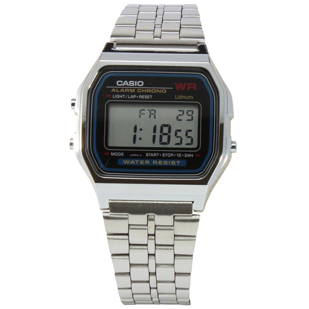 Amazon.com: Casio General Mens Watches Digital A-159WA-N1DF - WW: Watches