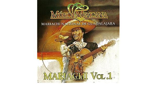 Mariachi Vol.1 de Mariachi Nacional de Guadalajara en Amazon ...