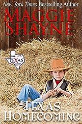 Texas Homecoming (The Texas Brands Book 9)