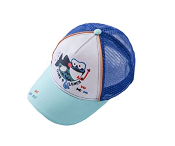 Genda 2Archer Lovely Baby Boys Kids Snapback Trucker Baseball Cap Hat (46CM  ( 6- 1f0c99b45f0