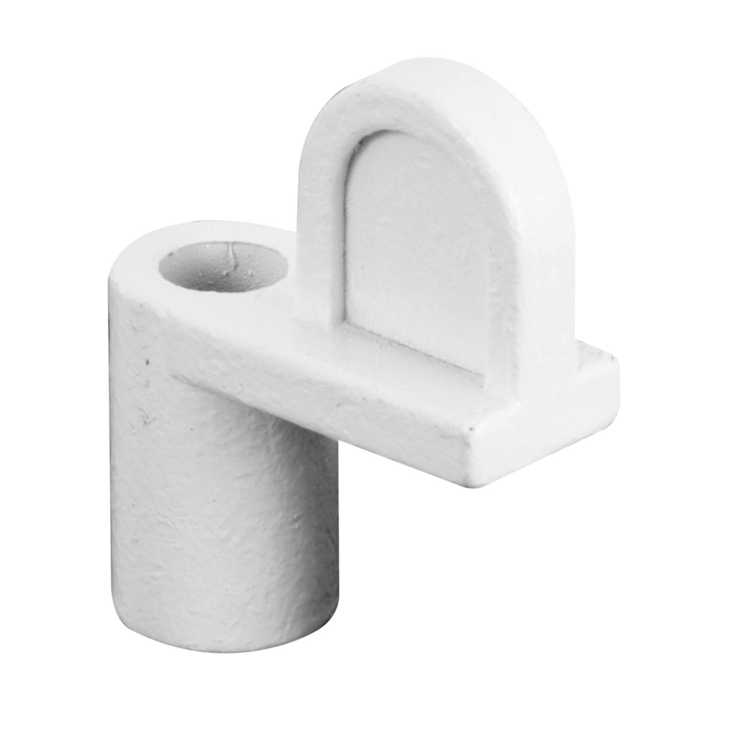 Prime-Line Products PL 14486 Diecast Screen Clip, 7/16'', White,(Pack of 25)