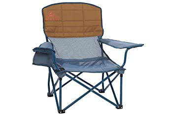 Amazon.com: Kelty Mesh Lowdown Silla de Camping - Portable ...