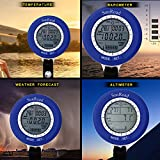SUNROAD SR204 Mini LCD Digital Fishing Barometer