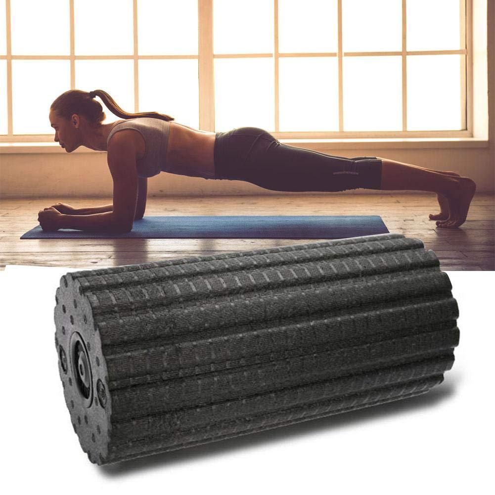Rullo Di Massaggio, Muscle Relax Sollievo Dal Dolore Massager Yoga Gym Triggerpoint Rullo Vibrante In Schiuma Per Il Dolore Cronico E il Recupero Muscolare TMISHION