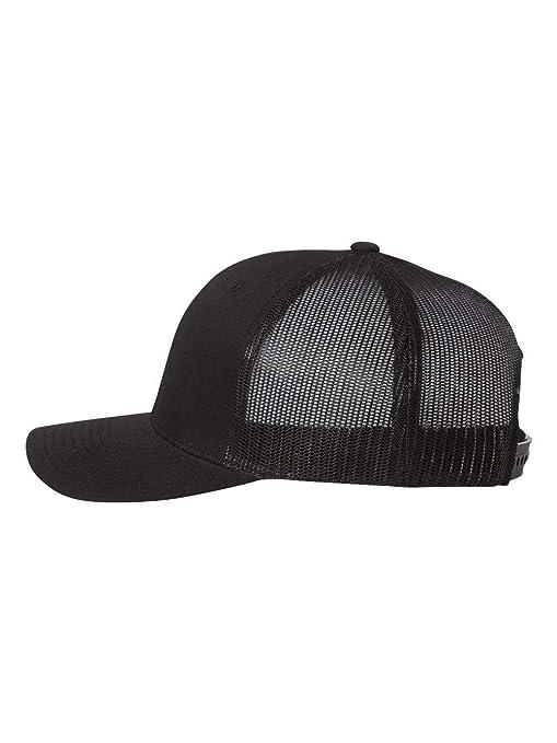 b5302110af21cc Yupoong Retro Trucker Hat & 2-Tone Snapback - 6606, (Black): Amazon.ca:  Luggage & Bags