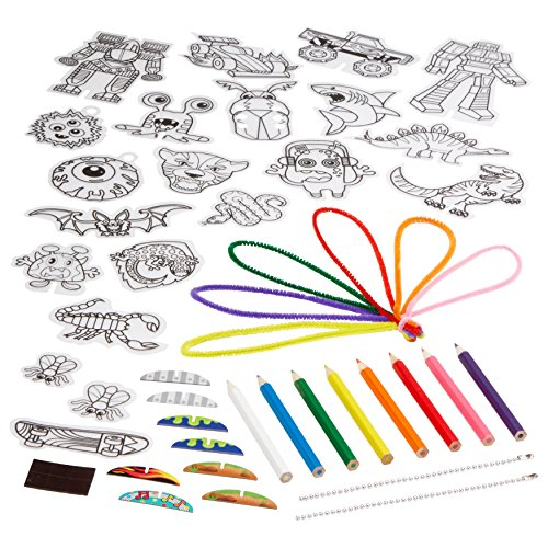 Shrinky Dinks Cool Stuff Activity Set Kids Art and Craft Activity