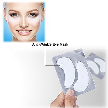 30 pares de antiarrugas antiarrugas Gel colágeno máscara para los ojos, parpado de colágeno parche, crema hidratante para las arrugas debajo del ojo, ...