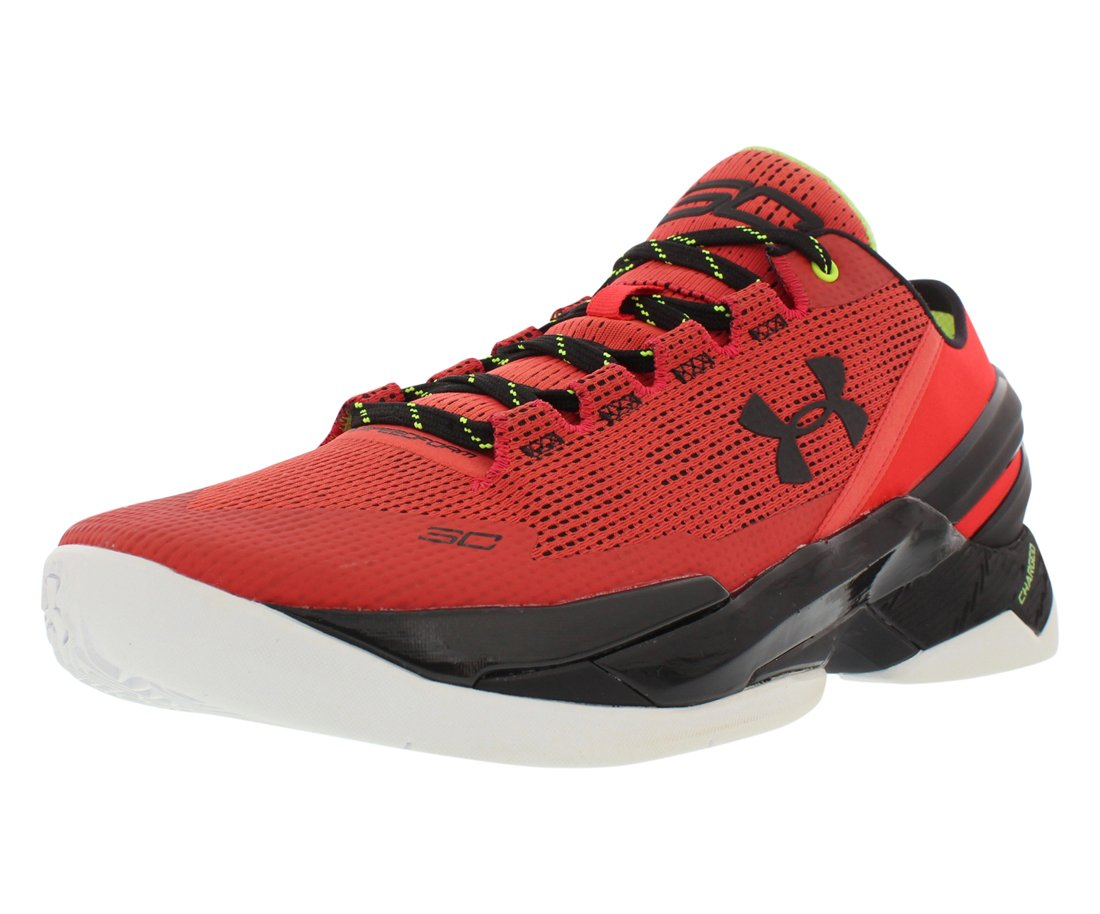Under Armour メンズ B01ALRMFP4 11.5 D(M) US Red/Black/White