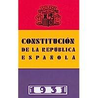 Constitución de la República Española (1931)