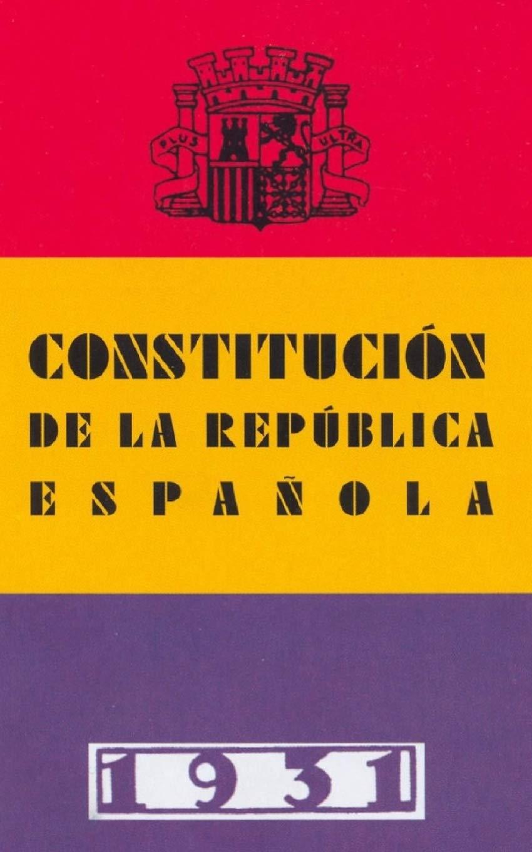 Constitución de la República Española (1931): Amazon.es: Cortes Constituyentes: Libros