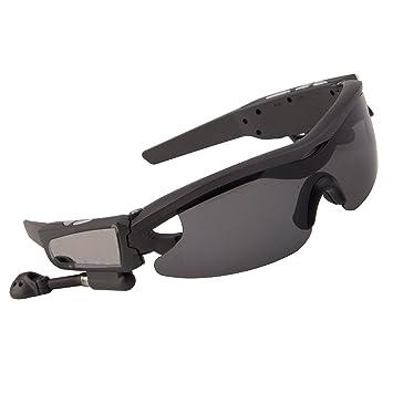 HILISS inalámbrico Bluetooth gafas de sol (lentes polarizadas) con reproductor de mp3 estéreo auricular
