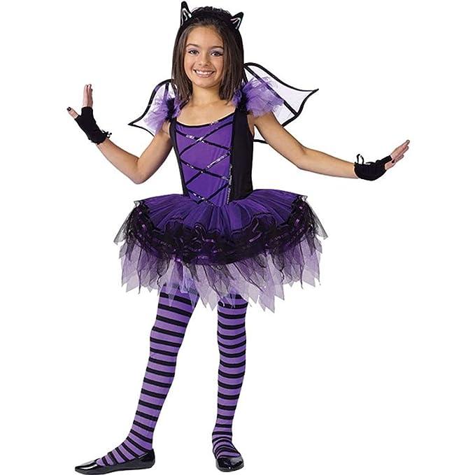 528672b3958b Amazon.com  Child Batarina Bat Ballerina Costume  Toys   Games