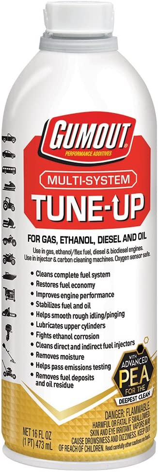 Gumout 510011 Multi-system Tune-up