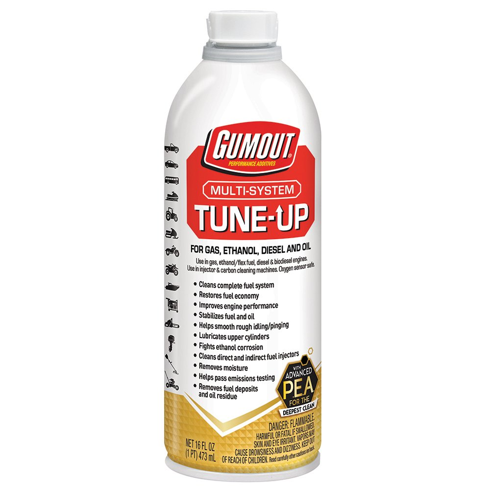 Gumout Multi-System Tune-Up}
