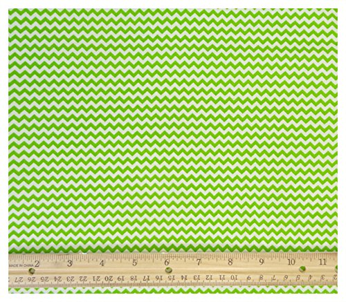 Mini Chevron 100% Cotton Fabric 43