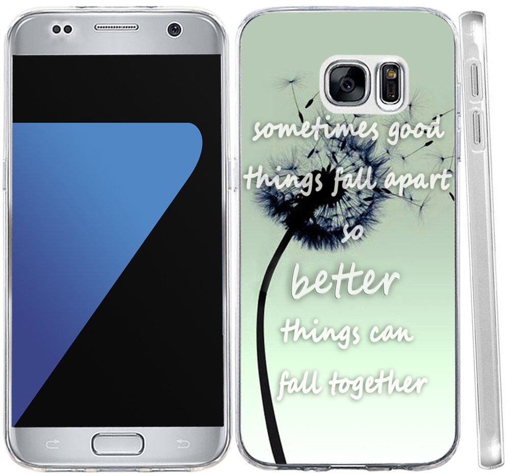 Amazon S6 Case Quotes About Life Cover For Samsung Galaxy S6