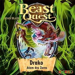 Drako, Atem des Zorns (Beast Quest 23)