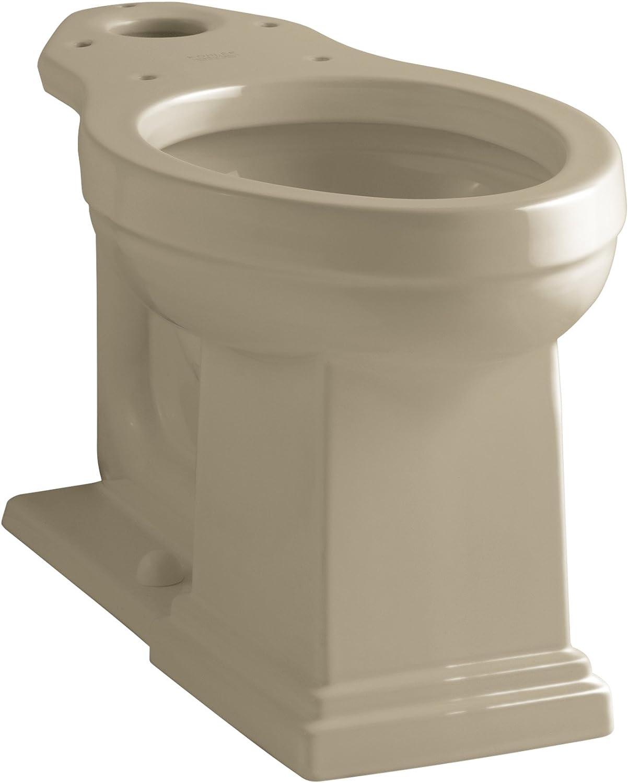 Kohler K-4799-0 Tresham Comfort Height Elongated Bowl White