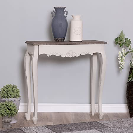 The Furniture Outlet Perpignan Shabby Chic Console Table